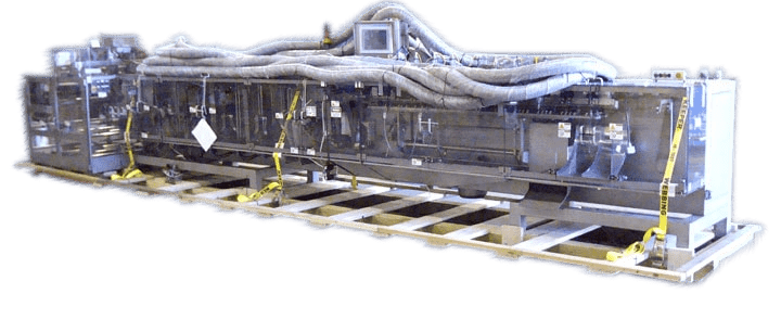 Allstates Rigging palletized machine