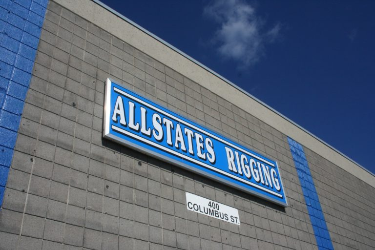 Allstates Rigging Address